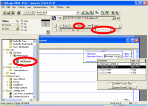 Acromag App Note Configuring PCCC Messaging Using CompactLogix in Ladder Logix 5000