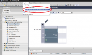 Communicating with Ethernet XT Profinet From Siemens S7-1200 PLC