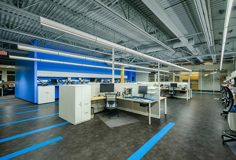 Inside Acromag's Industrial I/O facility