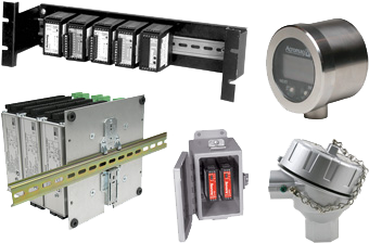 Accessories - Signal Converters, Transmitters