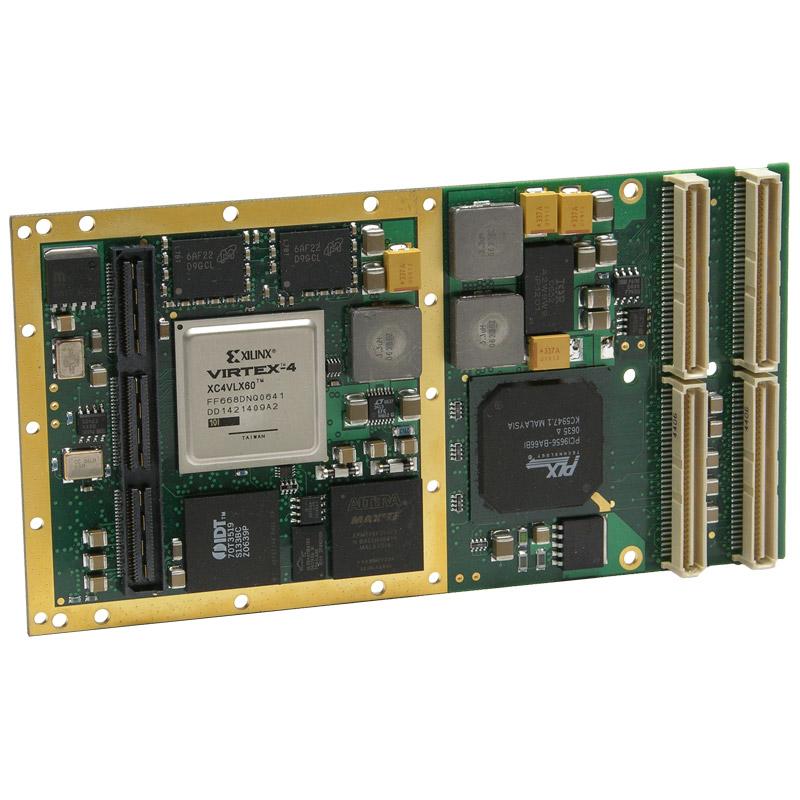 PMC-LX: Reconfigurable Virtex-4 FPGA with plug-in I/O > Acromag