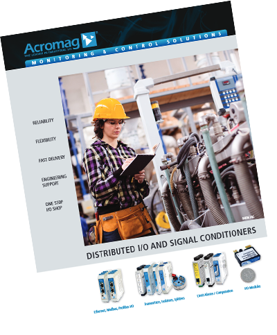 Monitoring & Control Solutions Process Products Summary Guide | Acromag
