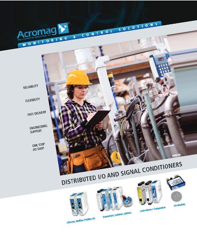 Acromag Process Catalog