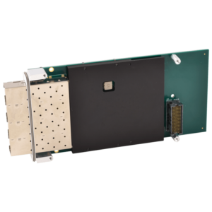 New Quad-port Gigabit Ethernet XMC Modules Available in RJ45, SFP, and Rear I/O
