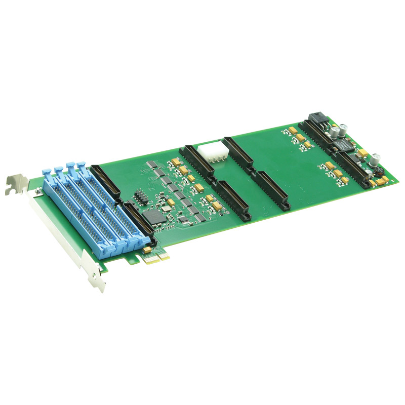 APCe8650: Non-intelligent PCI Express Bus Carrier   Acromag