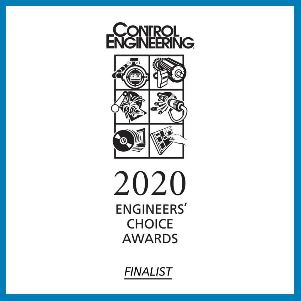 Control Engineering 2020 Engineers Choice Awards Finalist