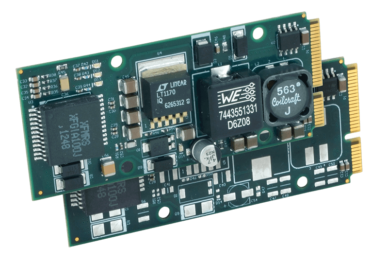 Acromag's New Ethernet Communication Modules Offer Optional Power Over Ethernet