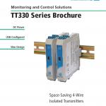 TT330 Series Brochure Cover