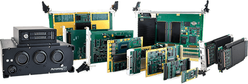 Embedded I/O Solutions