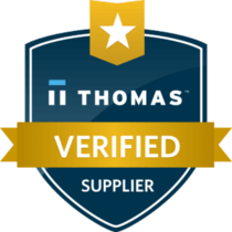 ThomasNet Verified Supplier