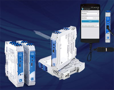 Single/Dual-Channel Isolated Transmitters and Signal Splitters Guarantee a Dependable Value