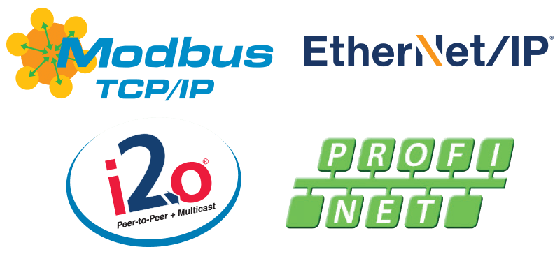 Certifications/Protocols for the Busworks NT Series Include Modbus TCP/IP, Etherenet/IP, i2O and Profinet