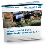What is FPGA Zynq UltraScale+ with MPSoC?