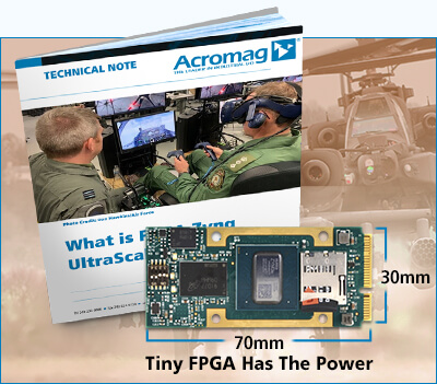 White Paper: What is FPGA Zynq UltraScale+ with MPSoC