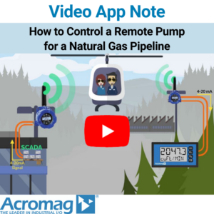 Video: How to Control a Remote Pump for a Natural Gas Pipeline