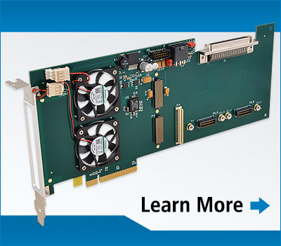 New ¾-Length, Single-Slot PCIe Carrier Card Interfaces XMC Mezzanine Module to PC-based Embedded Computer Systems